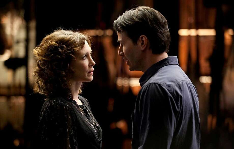 "Vera Farmiga and Keanu Reeves  in ""Henry's Crime."" Photo: Moving Pictures"
