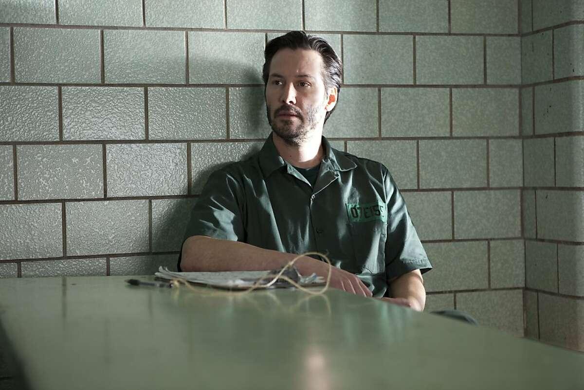 "Keanu Reeves stars in, ""Henry's Crime."""