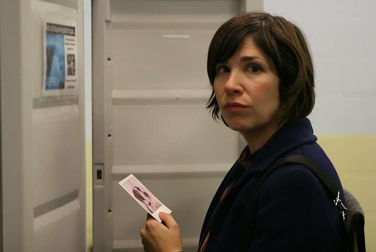 Carrie Brownstein as Katrina in Matt McCormick's 2010 film,