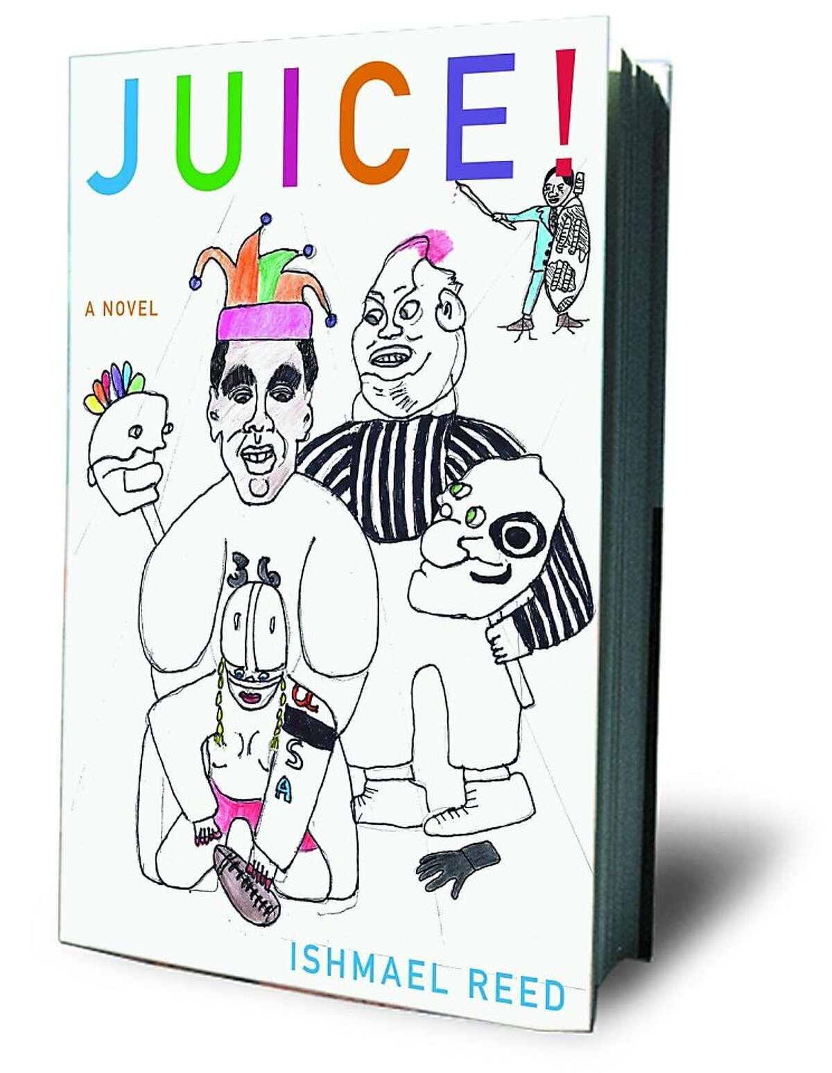 Juice! (American Literature Series) Ishmael Reed
