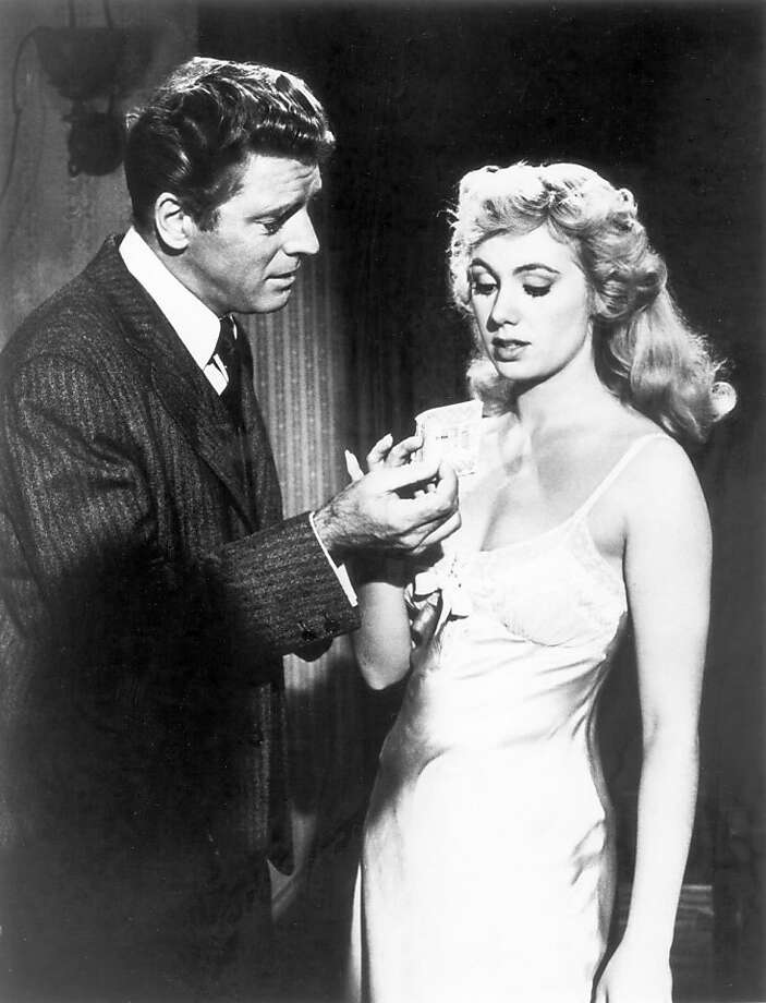 "Burt Lancaster and Shirley Jones in ""Elmer Gantry."" Photo: United Artists 1960"