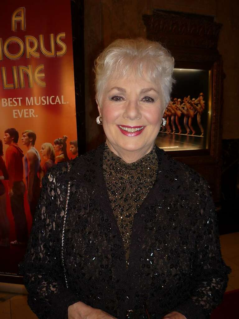shirley jones remembers career's many high notes - sfgate