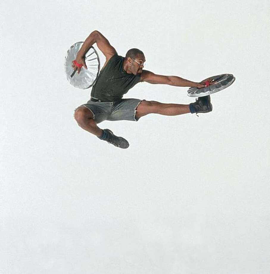 """Stomp"" plays April 12-17 at the San Jose Center for the Performing Arts. Photo: Lois Greenfield"