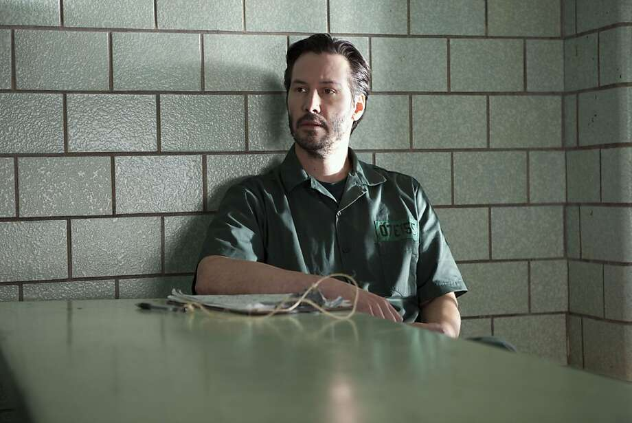 """Keanu Reeves  in """"Henry's Crime."""" Photo: Moving Pictures"""