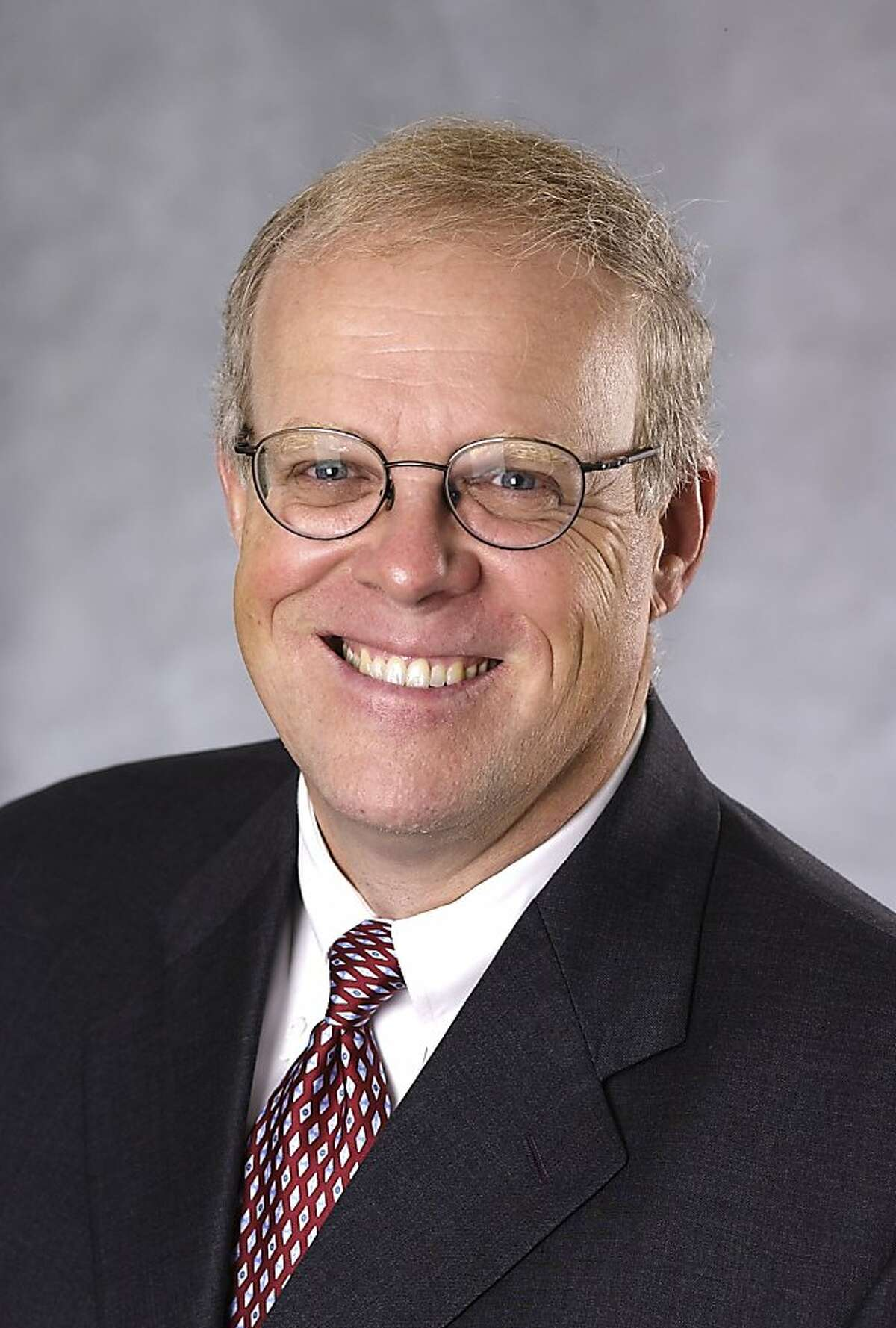 John Hennessey is the President of Stanford University