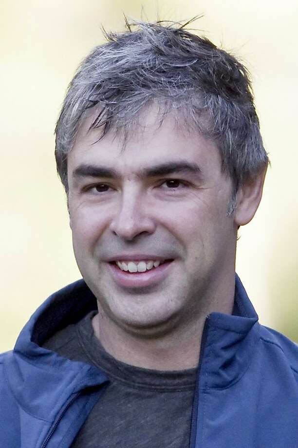FILE - In this July 8, 2010 file photo, Google co-founder Larry Page arrives to a morning session at the annual Allen & Co. media summit in Sun Valley, Idaho. Page becomes CEO Monday April 4, 2011, the Google co-founder must prove that his aloofness, rebellious streak and affinity for pursuing wacky ideas won't alienate investors and lead the company astray. He's taking over amid emerging threats from rapidly growing rivals and more vigilant regulators alike. Photo: Nati Harnik, Associated Press