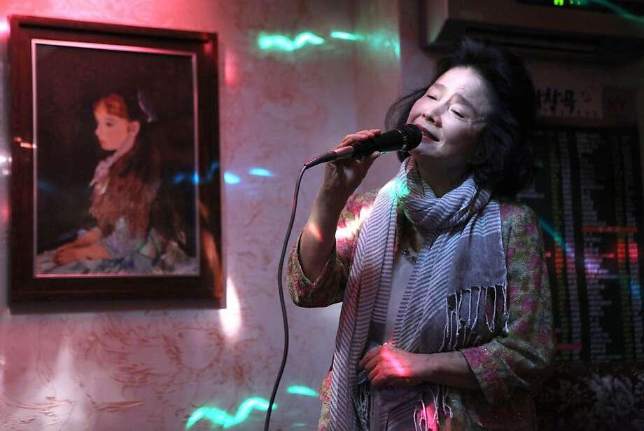 "Yun Jung-hee stars in, ""Poetry."" Photo: Kino International"