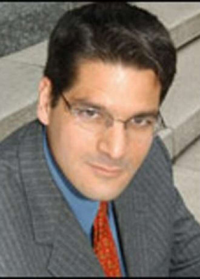 Sheeraz Haji, CEO of Cleantech Group, a San Francisco based global consultancy. Photo: Cleantech.com