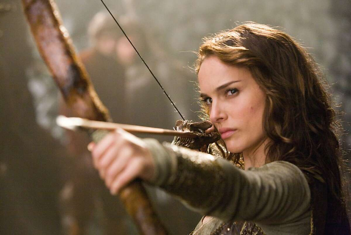 NATALIE PORTMAN is the warrior princess Isabel in a comedy-adventure set in a fantastical world--