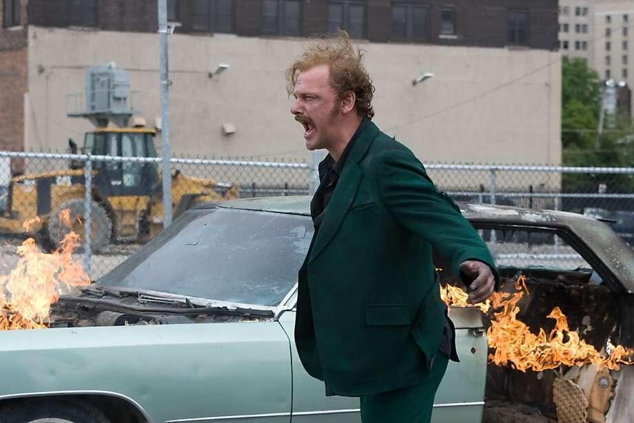 Ray Stevenson stars in Anchor Bay FilmsÕ Kill the Irishman. Photo: Kim Simms, Anchor Bay Films
