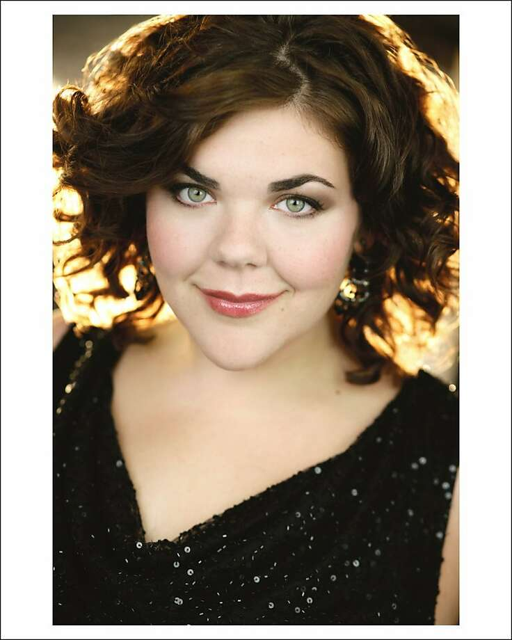 Mezzo-soprano Daveda Karanas Photo: Courtesy SF Opera