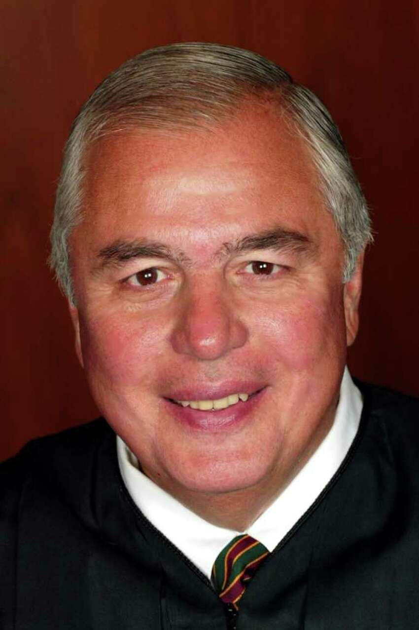 Hand out photo of Presiding Justice Anthony V. Cardona, New York State Supreme Court, Appellate Division, Third Department.