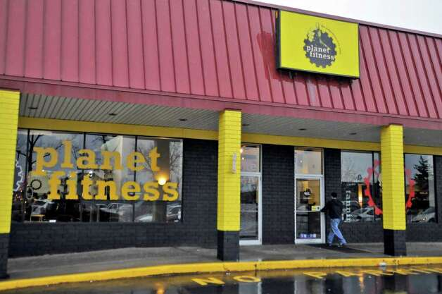 This Planet Fitness gym has been charging Amy George for 5 years for a membership she never signed up for. The building is seen on Wednesday Dec. 7, 2011 in Loudonville, NY.  (Philip Kamrass / Times Union ) Photo: Philip Kamrass / 10015704A