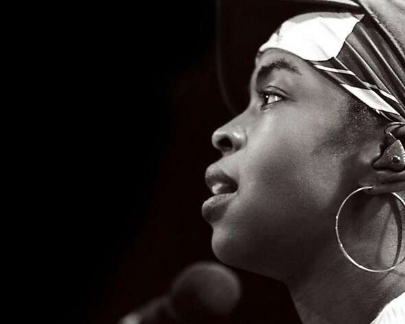 Ms. Lauryn Hill. Photo: Sony