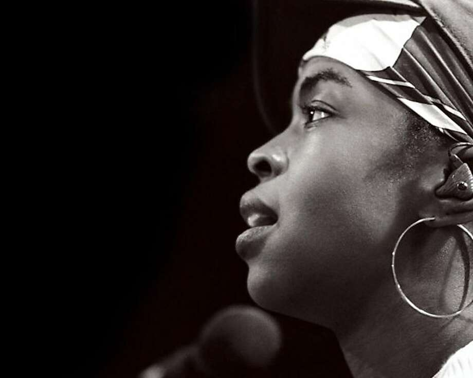 Ms. Lauryn Hill. Photo: Sony