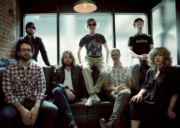 Broken Social Scene. Photo: Arts & Crafts