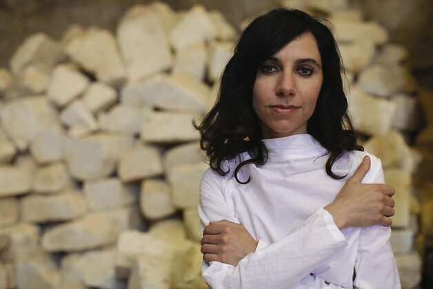 PJ Harvey. Photo: Island