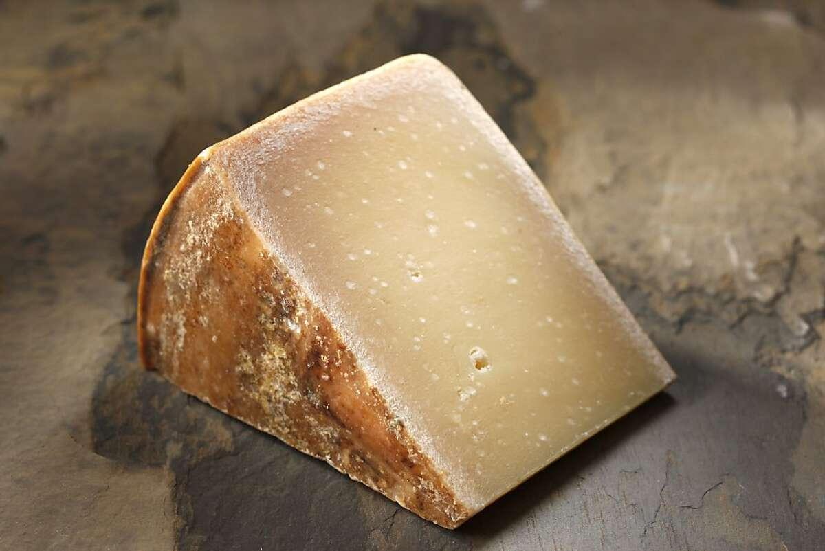 Paski Sir cheese as seen in San Francisco, California, on March 9, 2011.