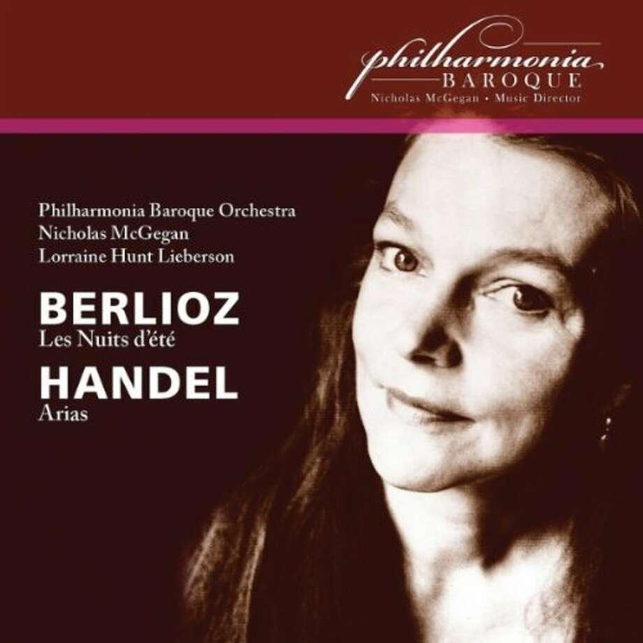 CD cover Photo: Philharmonia Baroque