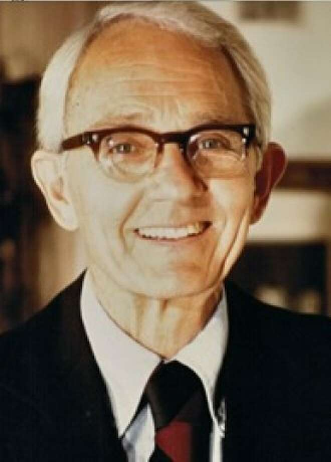 A. Alan Post, former California Legislative Analyst Photo: Family