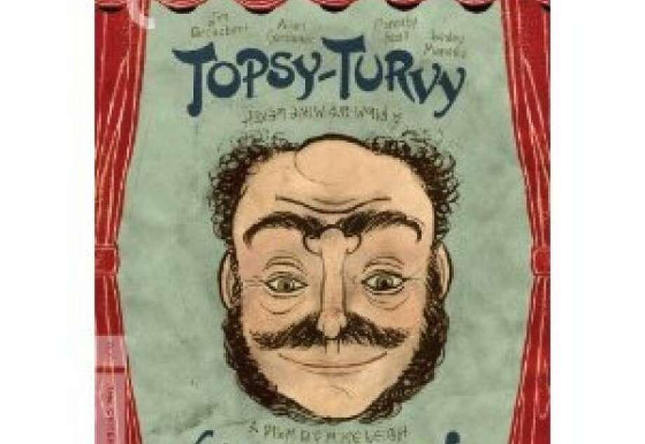 dvd cover TOPSY TURVY Photo: Amazon.com