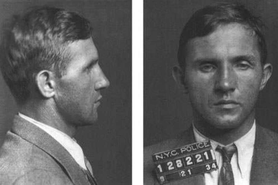 Bruno Richard Hauptmann, convicted of kidnapping and killing the Lindbergh baby, was executed in the electric chair in 1936. Photo: Umkc
