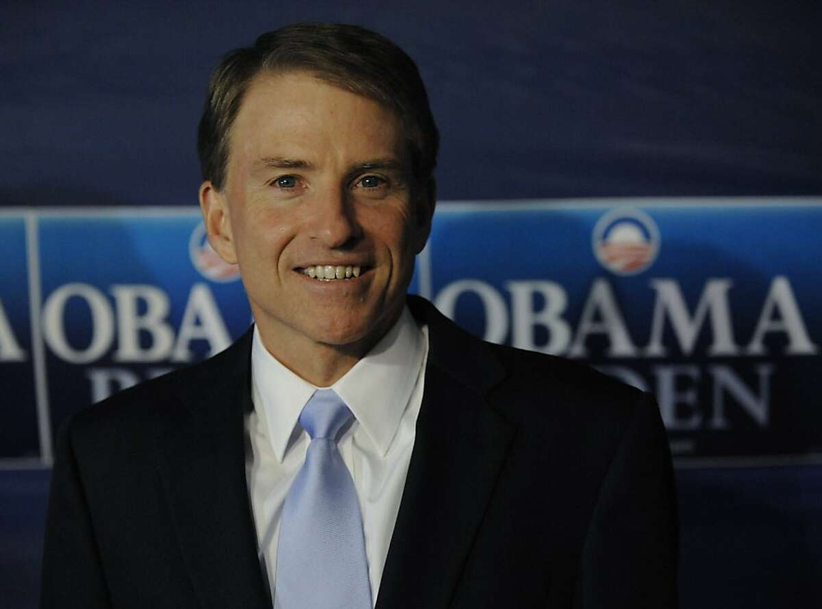 """Steve Westly, California co-chair of Obama for America, arrives at """"Countdown for Barack Obama: Leaders of Diverse Communities Unite,"""" in Beverly Hills, Calif., Friday, Oct. 17, 2008."""