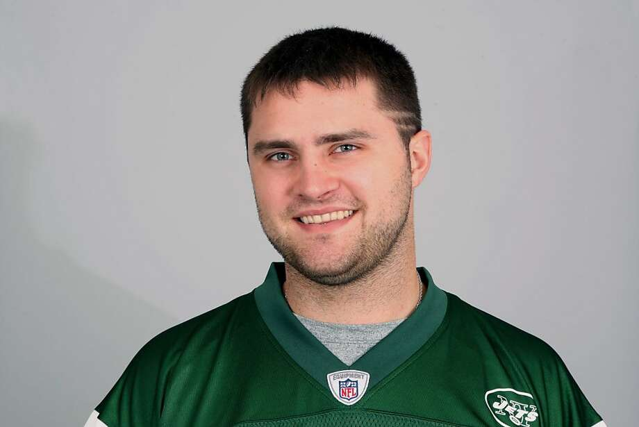 This is a 2010 photo of Erik Ainge of the New York Jets NFL football team. This image reflects the New York Jets active roster as of Tuesday, April 27, 2010 when this image was taken. (AP Photo) Photo: Anonymous, ASSOCIATED PRESS