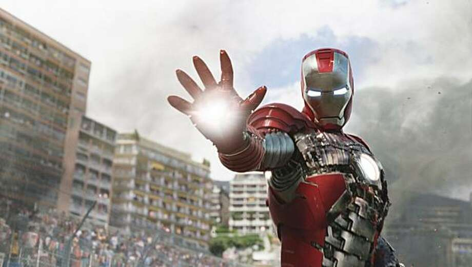 A scene from Iron Man 2. Photo: Marvel Entertainment