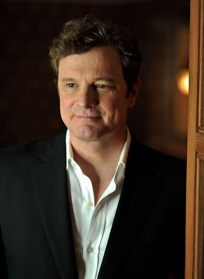 Colin Firth, Dec. 13, 2010, age 50. Photo: Gareth Cattermole