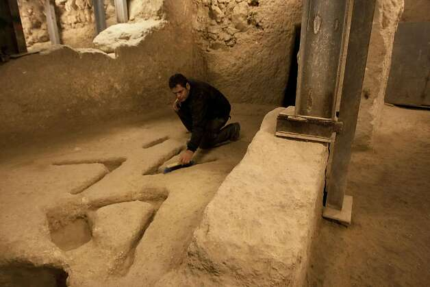 In this photo taken on dec  israel s antiquities