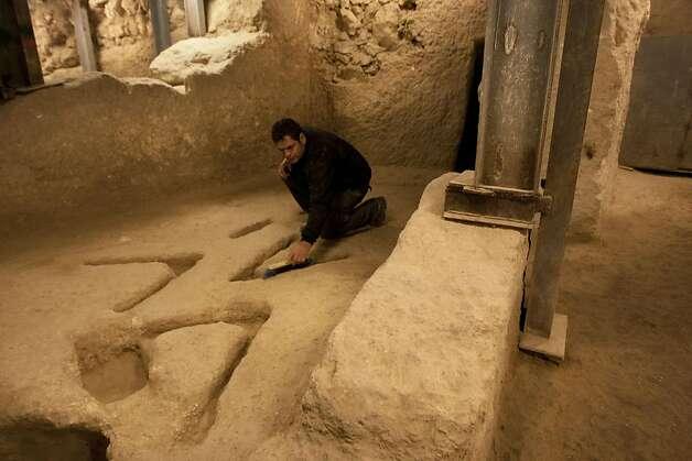 In this photo taken on dec  israel s antiquities
