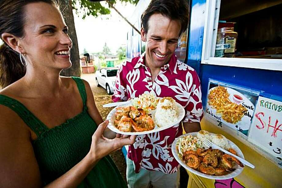 Oahu's food trucks roll out great local grinds - SFGate