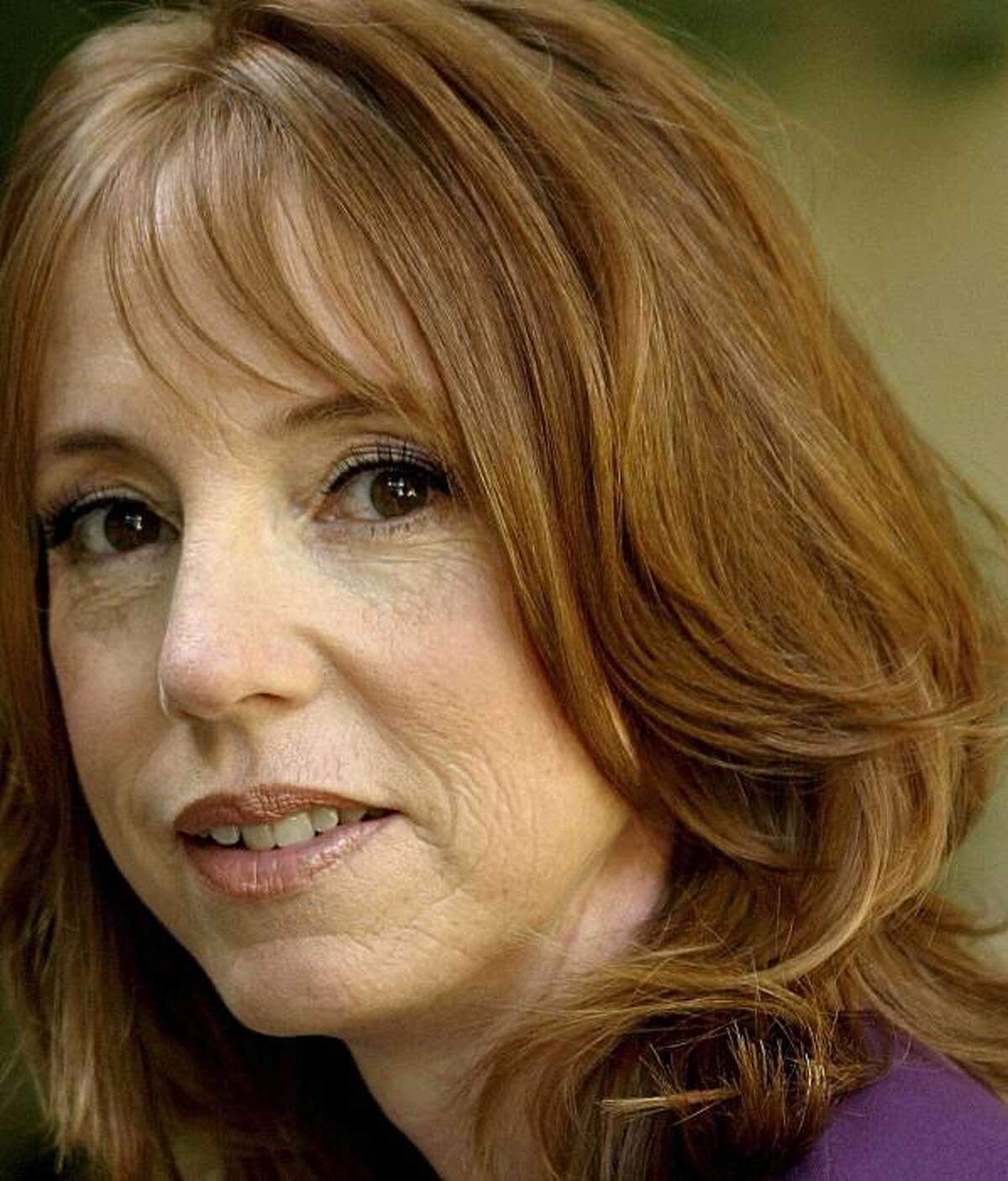 Lisa See, author of