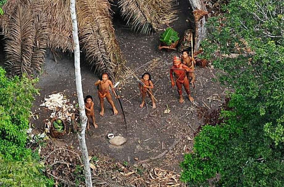 Miners 'bragged about cutting up the bodies' of uncontacted Amazon tribe members