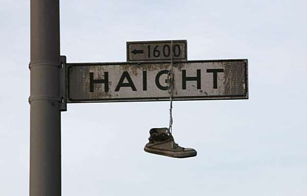 Haight-Asbury District of San Francisco has long been a haven for young people seeking to express themselves both politically and socially Dec 18, 2009 Photo: Lance Iversen, The Chronicle