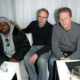 """PARK CITY, UT - JANUARY 21:  Rapper Phife Dawg, vice president of IndieVest Jeremy Copp and director of """"Beats, Rhymes & Life: The Travels of A Tribe Called Quest"""" Michael Rapaport attend IndieVest Party on January 21, 2011 in Park City, Utah.  (Photo by Andrew H. Walker/Getty Images for IndieVest)"""