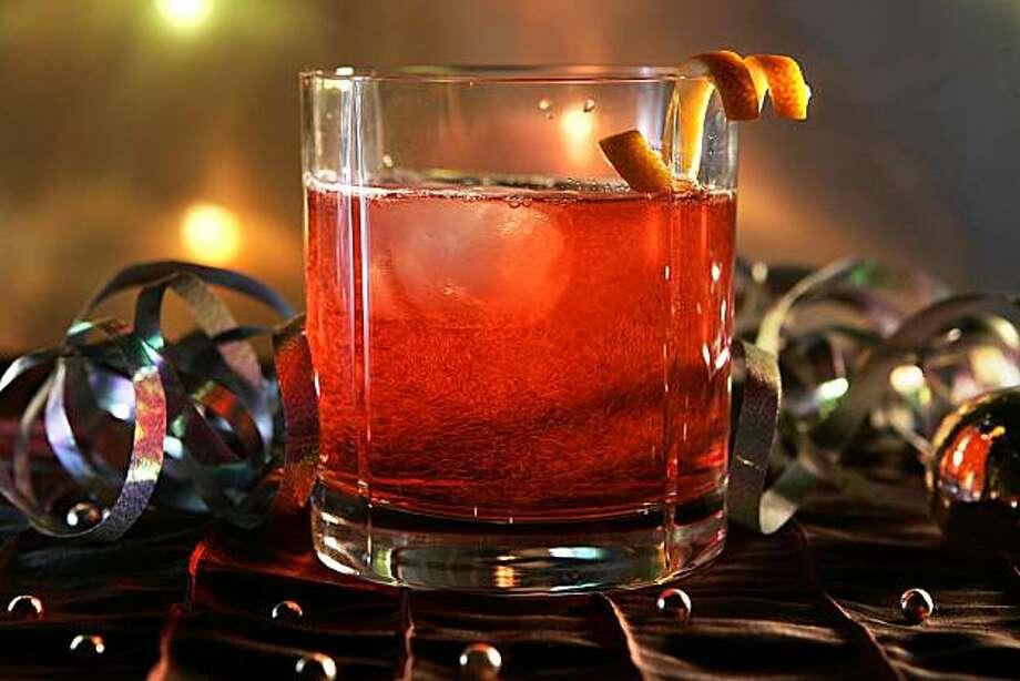 The Americano cocktail. Photo: John Storey, SFC