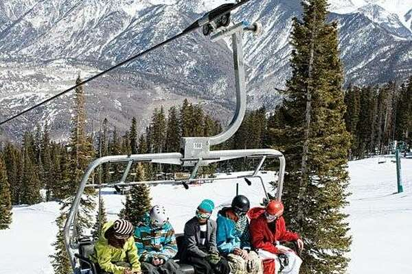 Soak up the sun in Durango, CO  Find great weather and loads of snowy activities in this outdoors-loving town near the San Juan Mountains.  More:  Snowplay in Durango, CO