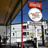Whiz Burgers in the Mission District has been flippin' burgers since 1955.