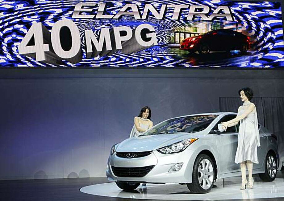 Model: 2011 Hyundai ElantraReason: Much like the Grand Cherokee, the Elantra was always a good car, but it  keeps getting better. The redesigned 2011 version made strides in fuel  efficiency, safety and styling.Source: Cars.com via PR Newswire Photo: Damian Dovarganes, AP