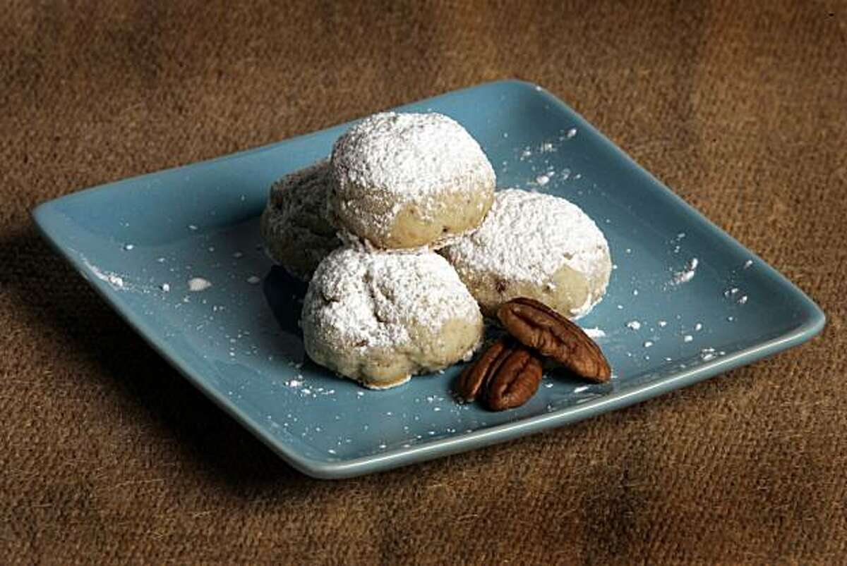 Mexican wedding cookies are a traditional dessert this reporter enjoys making during the holidays.