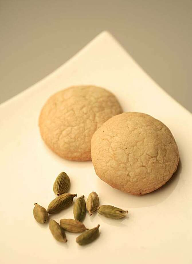 Cardamom Nankaties: This buttery, shortbread cookie relies on a single spice: cardamom. Click here for the recipe. Photo: John Lee, SFC