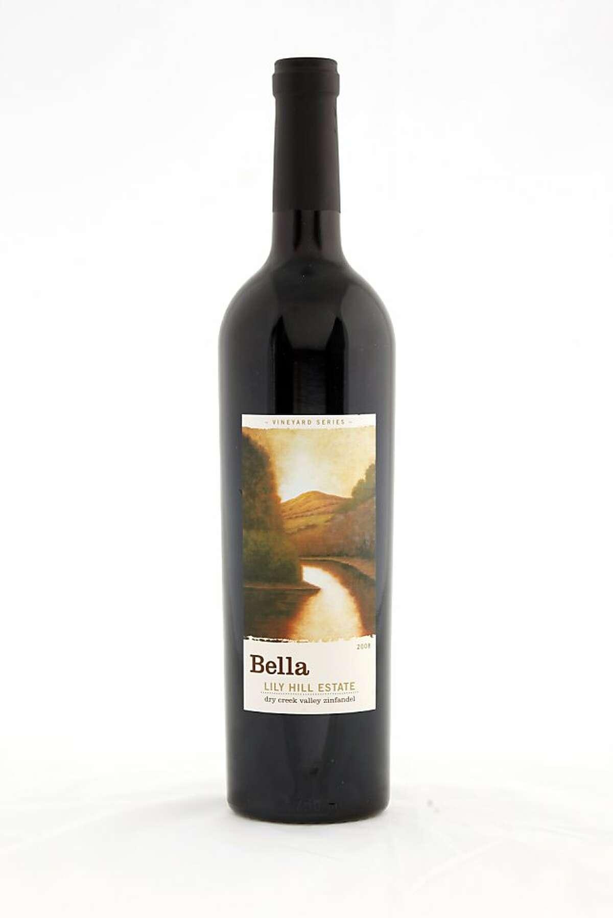 2008 Bella Lily Hill Dry Creek Valley Zinfandel