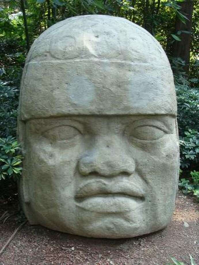 The Olmecs were the first to leave signs of their culture for succeeding civilizations to contemplate, but the colossal stone heads, each carved from basalt rock weighing as much as 30 tons procured from hundreds of miles away, raise more questions than they answer. Photo: Christian Honig, Shutterstock