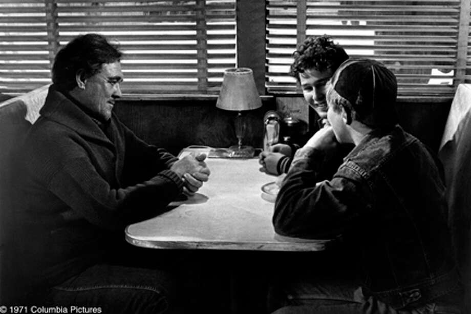 """A scene from the Columbia Pictures release """"The Last Picture Show."""""""