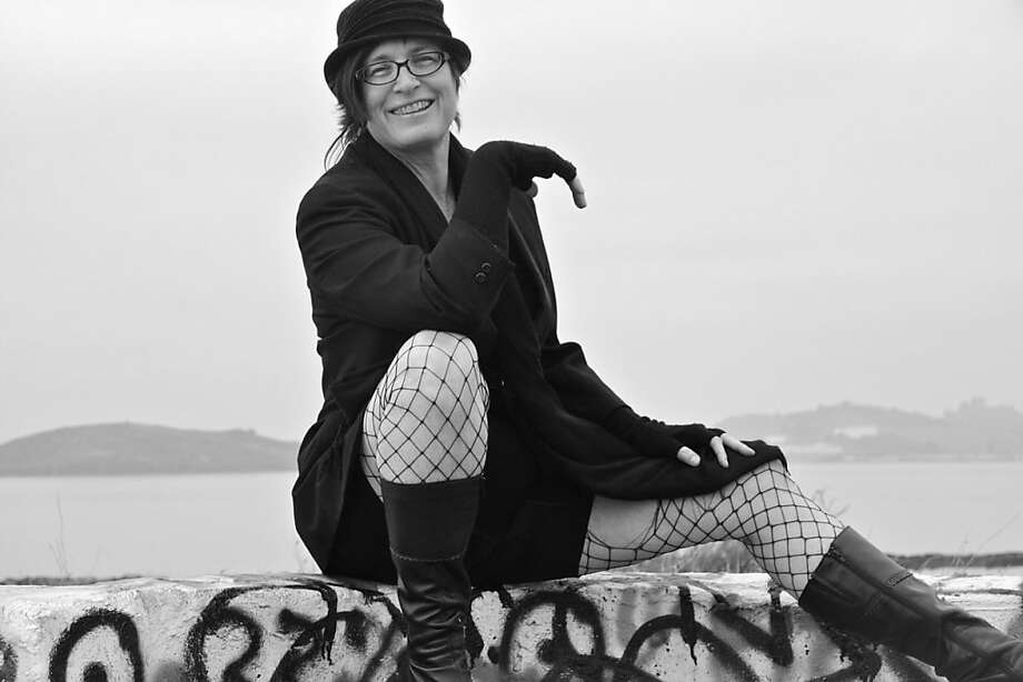 Susie Bright Photo: Jill Posener