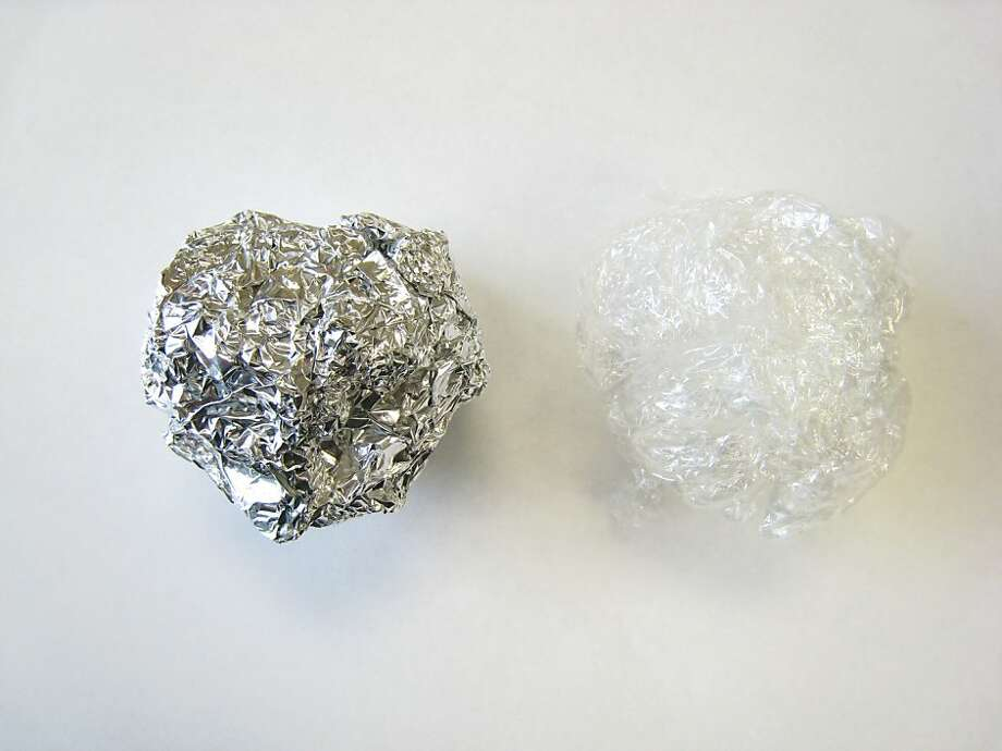 Aluminum Foil Or Plastic Wrap For Leftovers Sfgate
