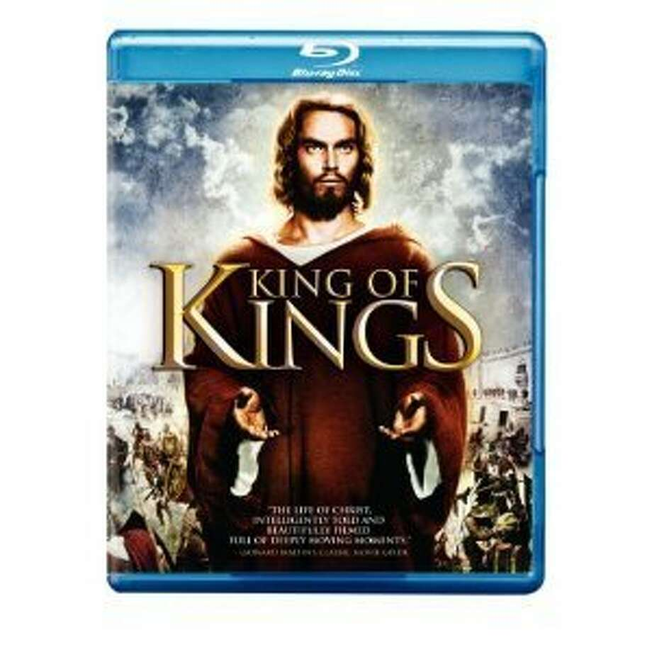 dvd cover KING OF KINGS Photo: Amazon.com