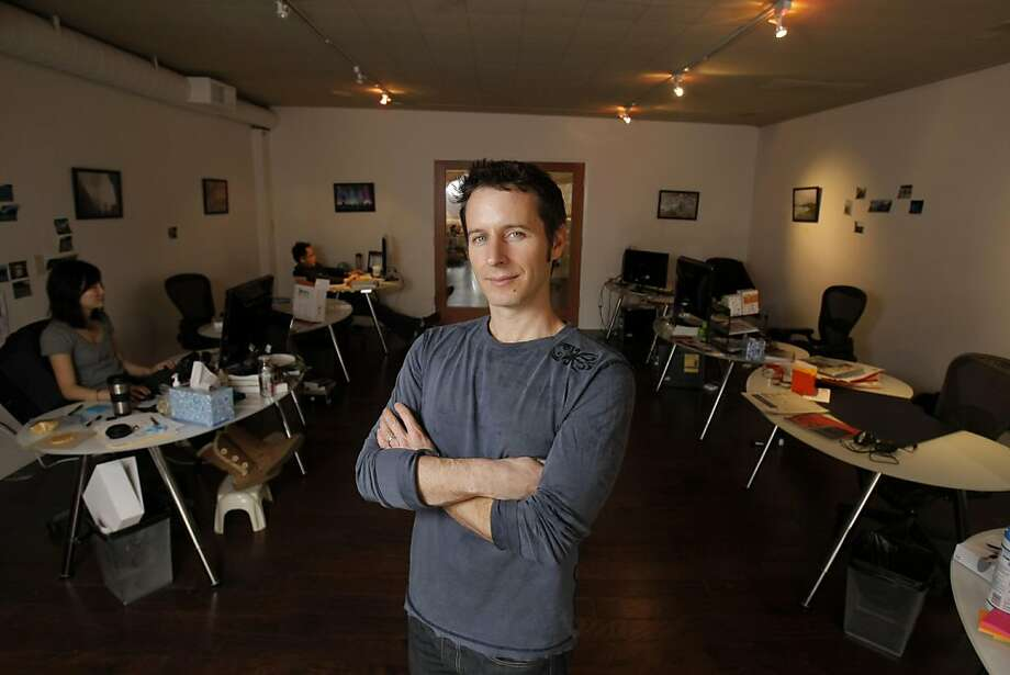 Gogobot CEO Travis Katz poses for a portrait at Gogobot headquarters in Menlo Park, Calif., on Friday, March 4, 2011. Photo: Thomas Levinson, The Chronicle